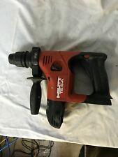 Hilti Te 6 A Cordless Rotary Hammer Drill B9