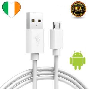 Cavo-caricatore-micro-USB-per-cavo-tablet-telefono-Android-Samsung-Galaxy-S6-S7