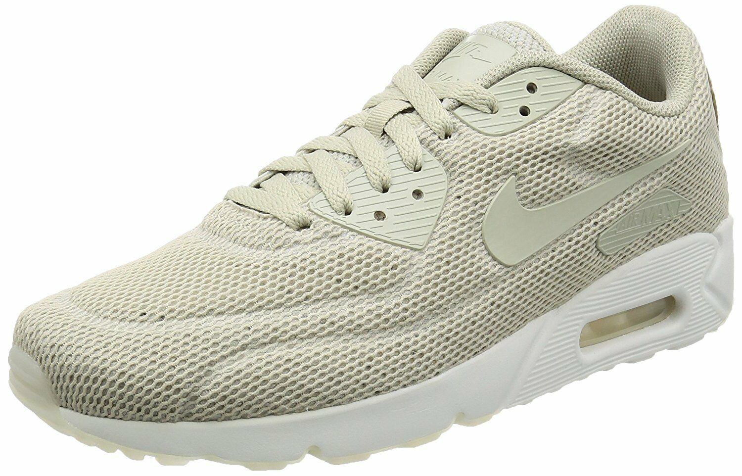 Nike Air Max 90 Ultra 2.0 BR Pale Grey/Pale Grey (898010 002)