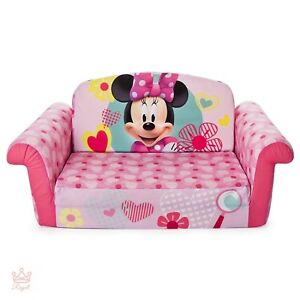 Super Details About Kids Foam Bed Sleeper Chair Folding Flip Sofa Childrens Minnie Mouse Furniture Gmtry Best Dining Table And Chair Ideas Images Gmtryco