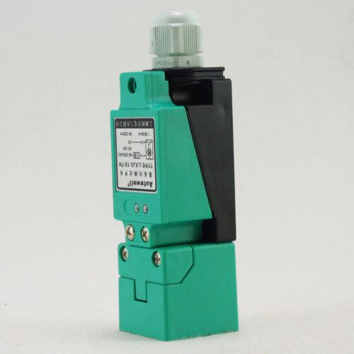 Rail AC90-250V 2-Wire LXJ3-15//TH Inductive Proximity Switch Sensor 45*45*1mm