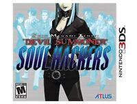Devil Summoner: Soul Hackers -- Atlus Best Collection (nintendo 3ds, 2015)