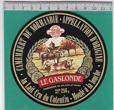 J146 FROMAGE CAMEMBERT SOURDEVAL MANCHE 250 GR.