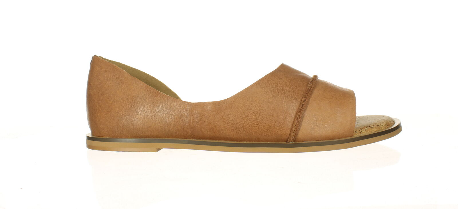 Lucky Brand Womens Fentin2 Brown D'Orsays Size 7 (2102940)
