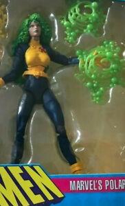 "Marvel Legends POLARIS X-Factor X-men 6/"" Figure Loose"