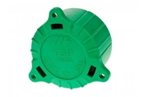 13 Pin Plug Green Alignment Tool - Plug keeper for caravans and trailers MP1280B