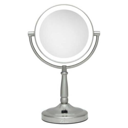 Zadro Ledmv410 Dual Sided Vanity Mirror, Zadro Makeup Mirror Replacement Bulbs
