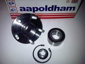 FORD-TRANSIT-CONNECT-1-8-TDDi-TDCi-NEW-FRONT-WHEEL-HUB-amp-BEARING-KIT-2002-2013
