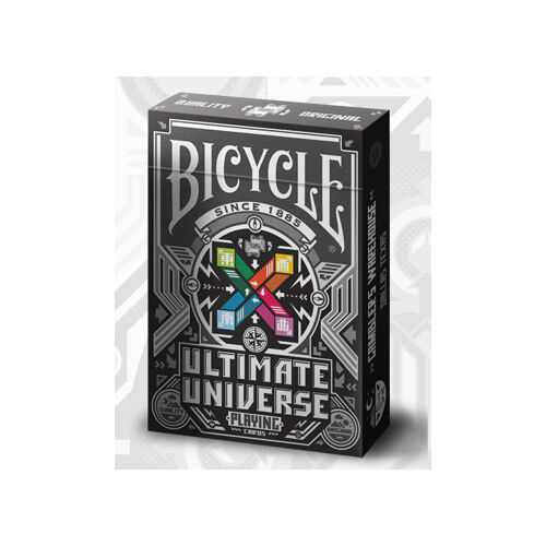 Carte Bicycle Ultimate Universe Colored by Gambler/'s Warehouse
