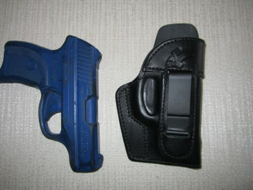 RUGER LC9 /& LC9S IWB right hand FORMED holster WITH SWEAT SHIELD