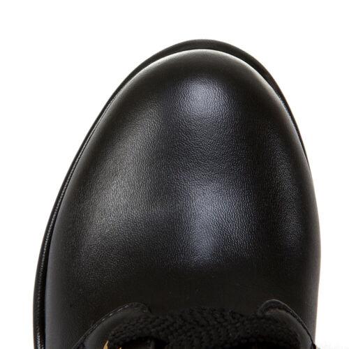 Gladiator Gr.34-43 Damenschuhe Spitzer Zeh Keilabsatz Schnürung Stiefel Fashion