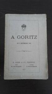 A Göritz 3 Septiembre 1883H. Oudin París Viscount Aµdrien Maggiolo Buen Estado