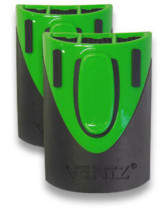 Ventz Air Flow Cooling System Green Motorcycle Jacket Vents Summer Reduce Heat