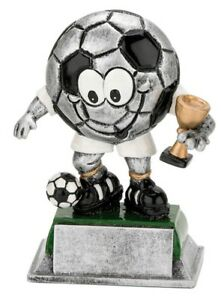 Lustiger Pokalständer für Fußballer SB157 (H x B=12 x 8cm) inkl.Gravur 4,50 EUR