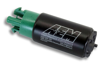 MITSUBISHI EVO X AEM 340lph E85-Compatible High Flow COMPACT In-Tank Fuel Pump
