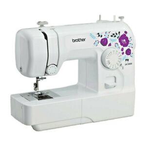 Brand-New-Brother-JA1400-Sewing-Machine-plus-Bonus-Instructional-DVD