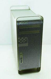 promo code af3d7 463f0 Details about Genuine Apple Mac Pro A1186 EMPTY Aluminum Metal Desktop CASE  ONLY