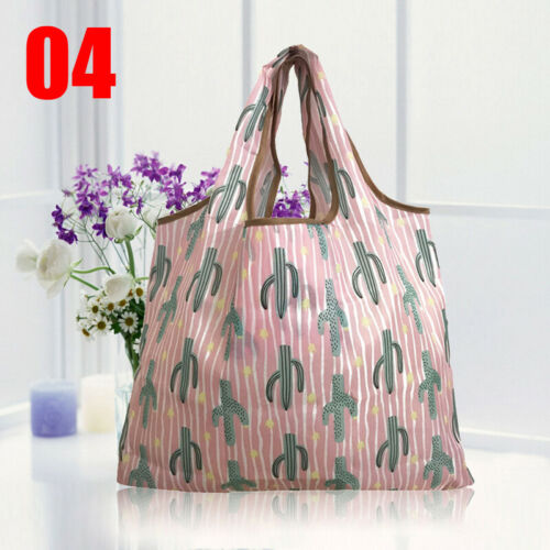 Home Home Foldable Recycle Shopping Reusable Grocery Food Vegetable Tote Bags