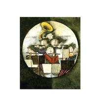 Opus II by Graciela Rodo Boulanger. Fine Art Print Poster