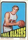 1972 Topps Rick Adelman #117 Basketball Card