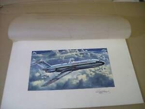 Airfix Britannique Unis Bac 111 Roy Croix Oeuvre