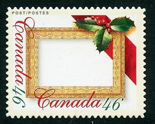 Weeda Canada 1872i VF NH Die cut 46c Picture Postage, from Annual Collection/QP