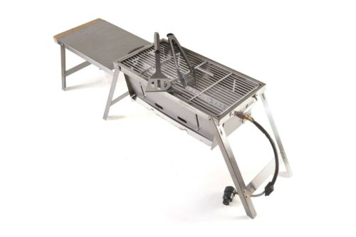 Carp Fishing Outdoor Cookware PRE-ORDER Ridgemonkey Grilla BBQ or Hotplate