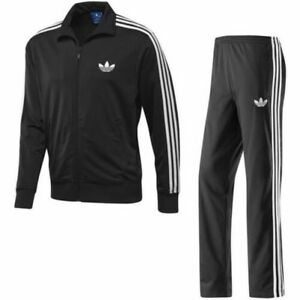 Adidas-Original-Firebird-Trainingsanzug-Oberteil-Hose-Jacke-Boeden-Jogginghose