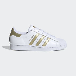 adidas AU Women Cloud White Superstar Shoes