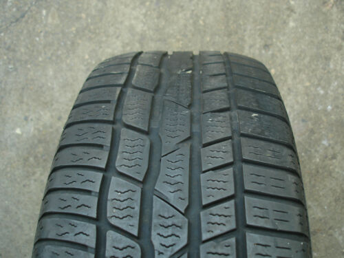 98h CONTINENTAL CONTI WINTER CONTACT TS 830p M /& S 225//50 R 17