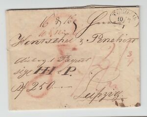 Preussen-Faltbriefhuelle-mit-einem-Ellipsensegmentstempel-TORGAU-10-7-1824