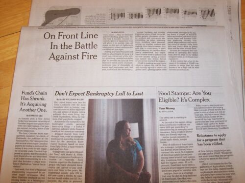 Details about  /THE NEW YORK TIMES SATURDAY JULY 18th 2020