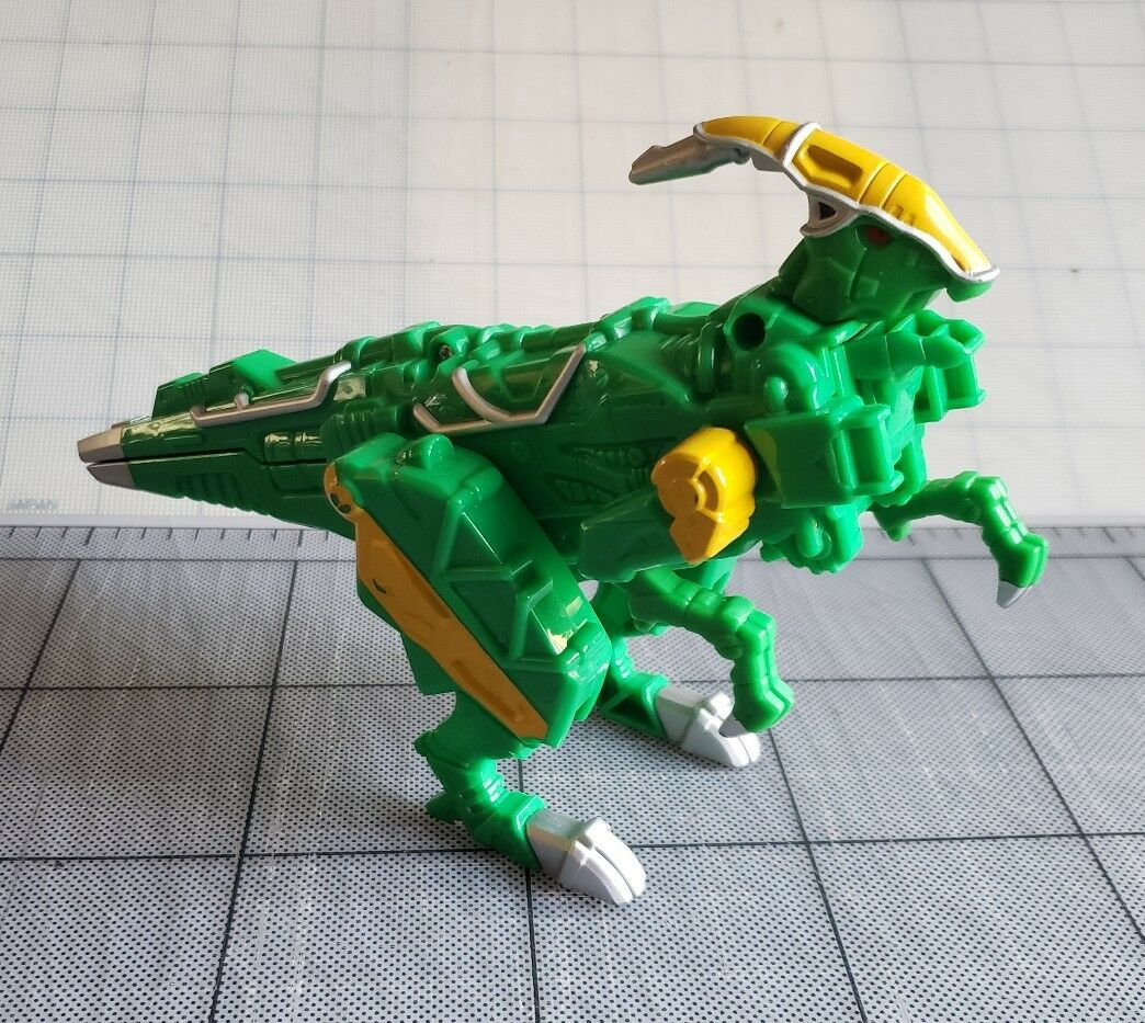 Power Rangers Dino Charge Para Zord Grün Limited Edition Farbe