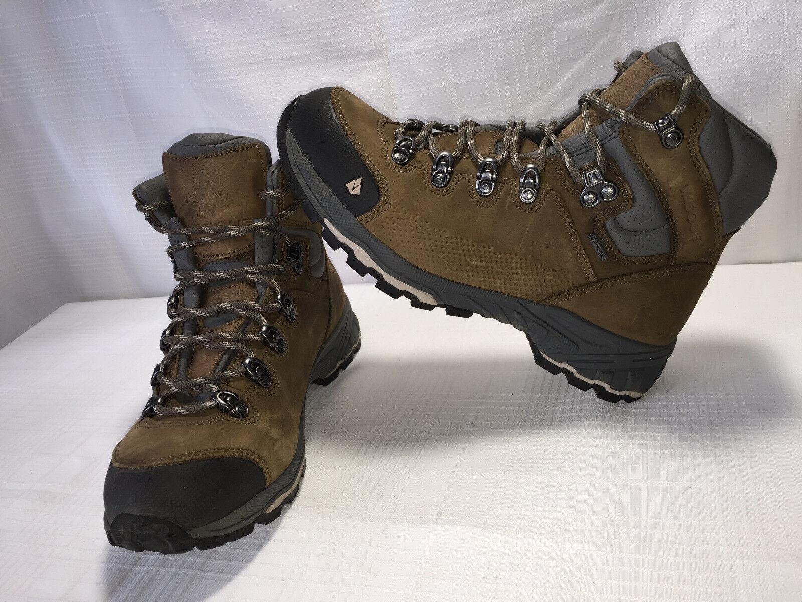VASQUE ST ELIAS GTX  Hiking Boots Women Size 9.5M Brown Leather Retail  250  shop online today