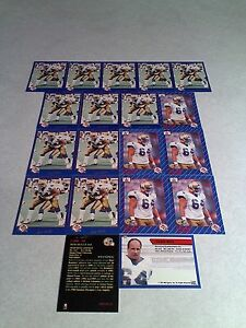 Bob-Molle-Lot-of-27-cards-3-DIFFERENT-Football-CFL