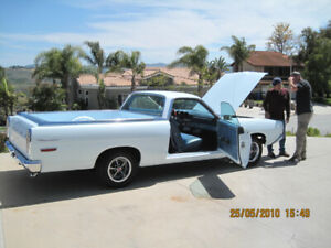 1968 Ford Ranchero FRAME OFF resto $13650.00