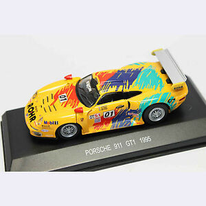 1-43-Car-Model-80006-PORSCHE-911-GT1-1995-ROHR