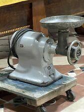 4312 Hobart Table Top Meat Grinder 1 Phase Used And Tested 13 Hp