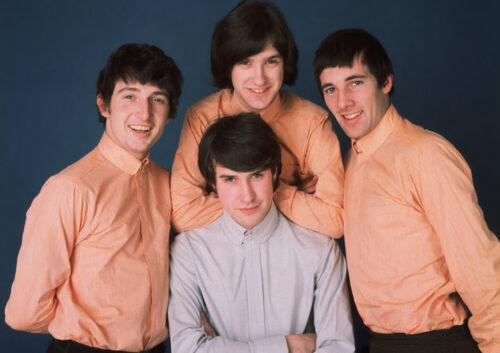 CANVAS The Kinks Art print POSTER