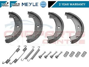 Both Left and Right 2007 For Jeep Patriot Rear Drum Brake Shoes Set with 2 Years Manufacturer Warranty