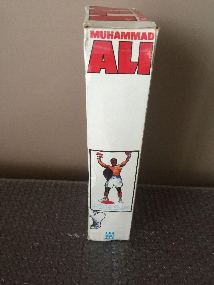 1976 Denys Fisher Mego Muhammad Ali SUPER RARE bianca bianca bianca scatola   Holy Grail 92fa0c