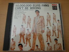 Elvis Presley (Club Edition) Germany, 50.000.000 Elvis tifosi can 't be wrong.