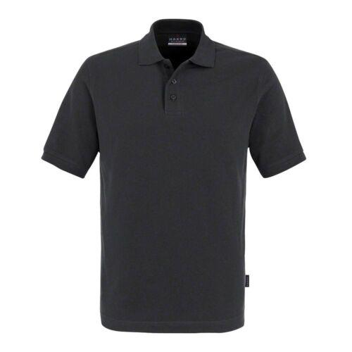 HAKRO T-shirt Shirt Poloshirt Classic anthrazit Gr.XL