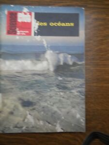 Dynamique Science Club N°21: Les Océans/ Novembre 1965