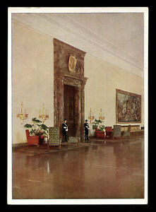 Germany Real Picture Postcard German 3rd Reich Leader Chancellory SS Guards RPPC