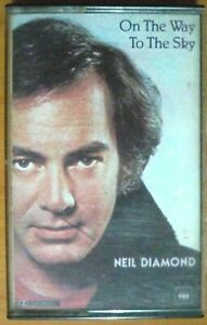 On-The-Way-To-The-Sky-Neil-Diamond-Cassette-Tape