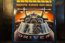 MacAlpine-Aldridge-Rock-Sarzo – Project: Driver