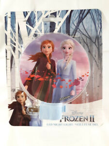Disney-Frozen-II-LED-Night-Light-Sealed-Brand-New-Free-Shipping