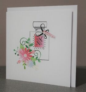 Just-for-You-Card-Birthday-card-Thank-you-card-Blank-inside-White-Card