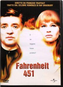 DVD-Fahrenheit-451-by-Francois-Truffaut-1966-Used